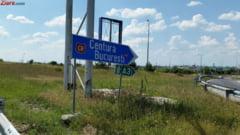Un tir si un autoturism s-au ciocnit pe Centura Capitalei, la Chitila: Circulatia e ingreunata