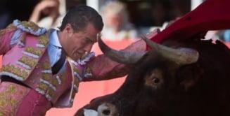 Un toreador spaniol a murit in Franta, dupa ce s-a impiedicat in arena
