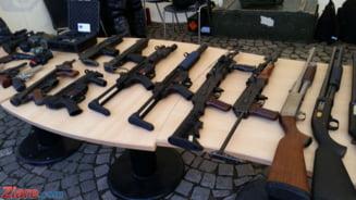 Un transport masiv de arme in apropiere de Romania ingrijoreaza Uniunea Europeana