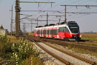 Un tren va transporta saptamanal din Romania in Austria personal de ingrijire medicala