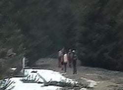 Un turist a cazut in prapastie in Bucegi (Video)