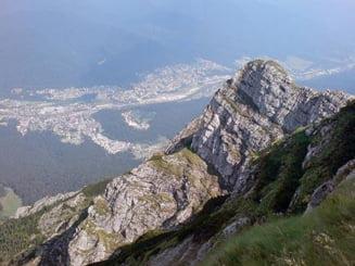 Un turist a murit dupa ce a cazut intr-o prapastie din Bucegi