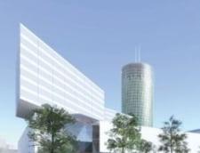 Un turn de 131 m va fi construit langa Lacul Floreasca