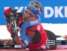 Un urias campion olimpic din biatlon si-a anuntat retragerea din activitate