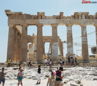 Un val de caldura sufoca Europa: Focuri in Italia si Spania, situri turistice inchise in Grecia. Se asteapta si 50 de grade