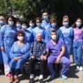 """Un veteran de razboi de 99 de ani s-a vindecat de coronavirus: """"Traiesc minunea de a ma intoarce sanatos acasa"""""""