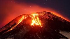 Un vulcan a erupt de doua ori in 24 de ore: Zboruri anulate in mai multe tari