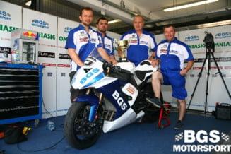 Un weekend tensionat pentru BGS Motors