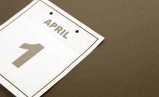 Un ziar din Romania, in topul celor mai mari pacaleli de 1 aprilie
