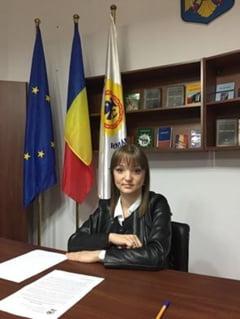 Una dintre fiicele lui Vadim Tudor candideaza la parlamentare