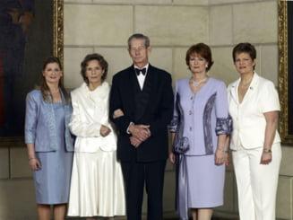 Una dintre fiicele regelui Mihai nu vine la inmormantarea mamei sale, regina Ana