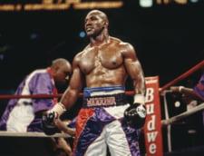 Una dintre legendele boxului revine in ring la 59 de ani