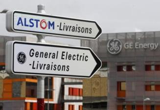 Unda verde pentru alianta Alstom - General Electric