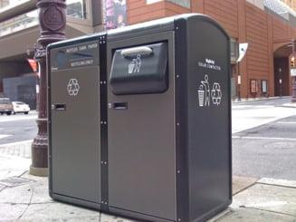Unde a ajuns managementul deseurilor in SUA - dispozitive incredibile de strans gunoiul