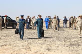 Unde a fost ascunsa bomba in avionul prabusit in Egipt