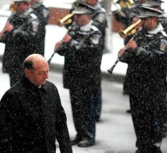 Unde a fost pana acum Traian Basescu? (Opinii)