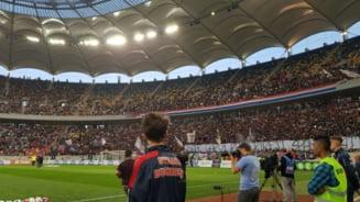 Unde au ajuns banii din televizarea meciului CSA Steaua - Academia Rapid: Cele doua cluburi n-au primit niciun leu