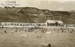 Unde faceau strabunicii nostri plaja. In urma cu un secol, pe malul Marii Negre erau in top plajele Duduia, Tataia, Wartanoff si Domnita Ileana