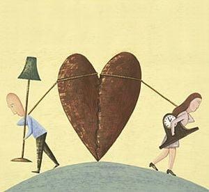 Unde gasesti cei mai multi divortati? De ce aleg sa ramana singuri?
