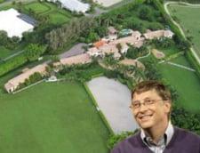 Unde isi petrece Bill Gates iarna pentru 600.000 de dolari lunar (Galerie foto)