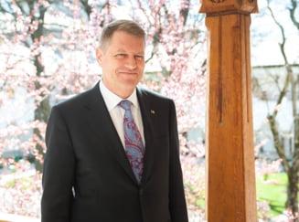 Unde isi serbeaza ziua de nastere presedintele Klaus Iohannis