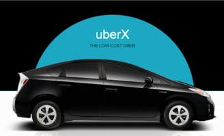 Unde merg cel mai des bucurestenii cu Uber - Iesi in avantaj daca alegi taxiul? (Infografic)