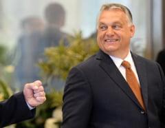 """Ungaria: Premierul Viktor Orban si-a exprimat dorinta realegerii lui Donald Trump, """"apropiat de liderii Europei Centrale"""""""