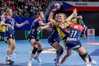 Ungaria, spulberata de Norvegia: Cum se prezinta situatia in grupa Romaniei de la Europeanul de handbal feminin