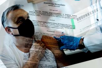 Ungaria a cumparat vaccin chinezesc de doua ori mai scump decat a dat Uniunea Europeana pe vaccinul Pfizer
