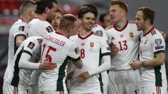 Ungaria a detonat bomba pe Wembley! Toate rezultatele din preliminariile CM 2022