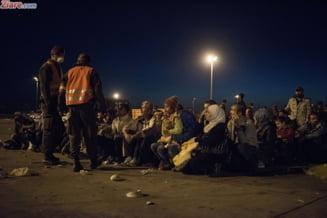 Ungaria a mai inchis o portita ca sa scape de imigranti: Controale la alta granita
