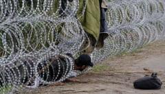 Ungaria insista ca vrea gard la frontiera cu Romania