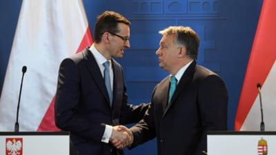 Ungaria si Polonia isi mentin veto-ul fata de bugetul UE si considera ca o conditionare a fondurilor UE necesita modificarea tratatelor