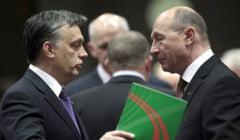 Ungaria si Romania, picioarele in apa rece!