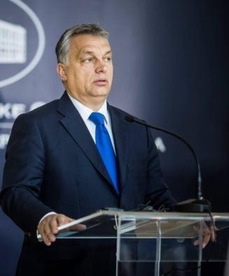Ungaria spune ca locul ei e in UE: Spre deosebire de britanici, noi nu suntem o insula. Acesta e locul nostru