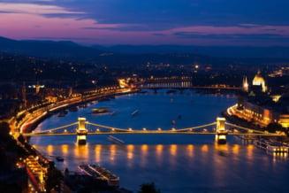 Ungaria va construi pe malul Dunarii o pista de biciclete spectaculoasa