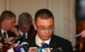 Ungureanu: Absorbtia fondurilor europene, prioritatea noastra aboluta