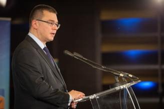 Ungureanu: Daca trece motiunea USL, suntem intr-o semianarhie institutionala