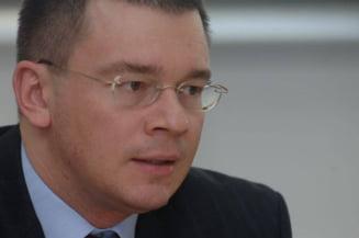 Ungureanu, dupa demiterea Guvernului: Nu mi-am spus ultimul cuvant