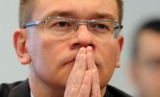 Ungureanu a cerut ministrilor sa pregateasca ultimele decizii ale Guvernului demis
