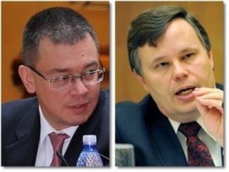 Ungureanu asigura FMI si CE ca va pastra programul Cabinetului Boc