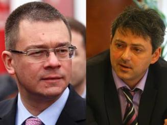 Ungureanu i-a cerut sefului ANRE demisia, dar l-a iertat in final