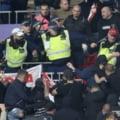 Ungurii au făcut prăpăd pe Wembley! Fanii s-au bătut cu polițiștii englezi VIDEO