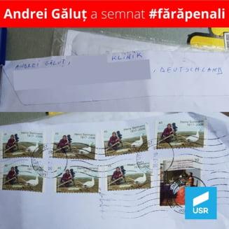 """Unicul supravietuitor al trupei Goodbye to Gravity a semnat initiativa """"Fara penali"""""""