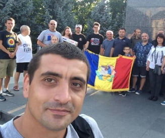 "Unionistul George Simion candideaza la europarlamentare: ""Romania Mare in Europa"" inseamna Basarabia unita cu tara"