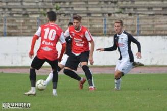 Unirea Alba Iulia - Sticla Ariesul Turda 2-1