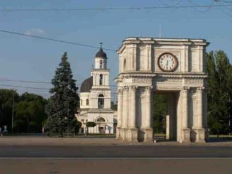 Unirea Basarabiei cu Romania, sarbatorita la Chisinau