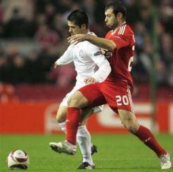 Unirea Urziceni, invinsa la limita de Liverpool