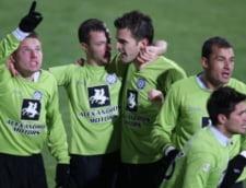 Unirea se antreneaza pe terenul rivalei de moarte a lui Liverpool