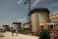 Unitatea 2 de la Cernavoda a fost oprita iar - scurgeri de apa radioactiva